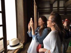 姫路城の中